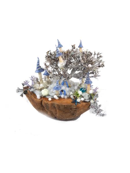 Fairy Tree Winter DIY kit